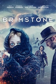 Brimstone movie poster