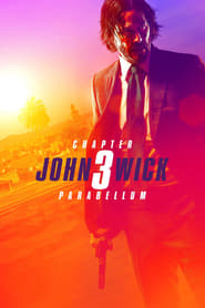 John Wick 3  Parabellum movie poster