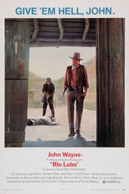 Rio Lobo movie poster