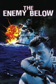 The Enemy Below movie poster